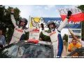 Kubica secures WRC 2 title