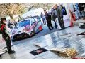 Toyota Gazoo Racing sets top-three time on first day of Rallye Monte-Carlo