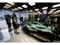 Aston Martin backs away from F1 legal action
