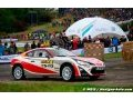 Positive WRC debut for Toyota GT86