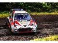 Wales Rally GB, SS1: Meeke wins slippery opener