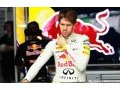 Vettel risks penalty for 'middle finger' tirade (+video)