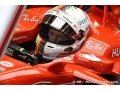 Vettel to use 'racing socks' from Russia