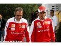 Ferrari not sure Red Bull to be weak at Monza