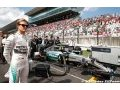 Rosberg contract talks only in summer - Wolff