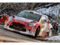 Monte-Carlo - SS3-4: Meeke and Ogier trade stage wins