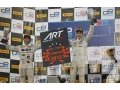 Sakhir, Race 1: Vandoorne leads Matsushita for an ART 1-2