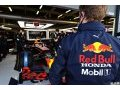 Red Bull Racing Honda et Oracle signent un partenariat important