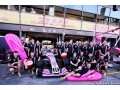 Force India now aiming for 2019 name change