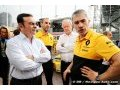 Renault 'on track' to join top F1 teams