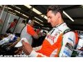 Sutil : Pas question de remplacer Schumacher !