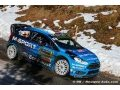 Ostberg set to equal Monte best