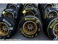 Pirelli announces tyre choices up to Hungary
