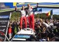 Tänak takes WRC title in Spain