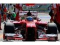 Ferrari fined after Hungarian GP