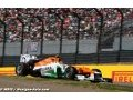 Yas Marina 2012 - GP Preview - Force India Mercedes