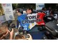 Ogier wins third title