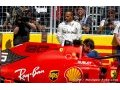 Hamilton admits Ferrari switch 'an option'