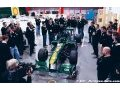 La T128 rend le Team Lotus optimiste