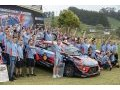 Hyundai celebrates its maiden title