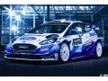 M-Sport unveils its Ford Fiesta WRC livery